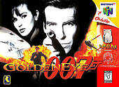 goldeneye n64 nintendo 64 video game