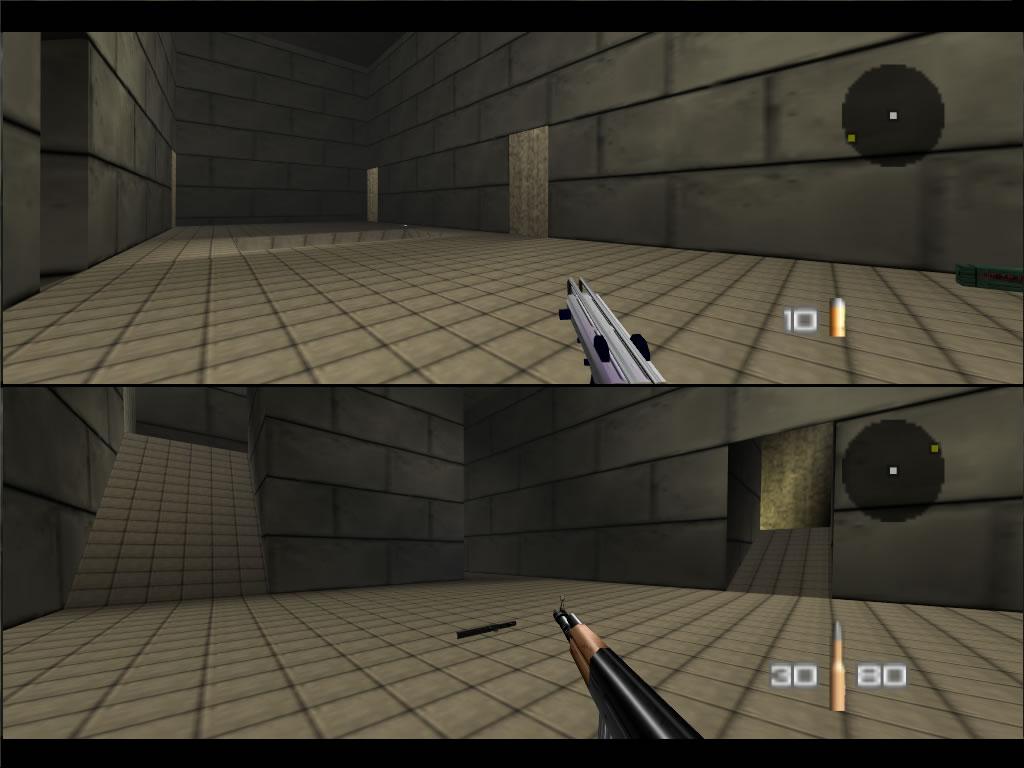 My best multiplayer map (007 Goldeneye) : gaming
